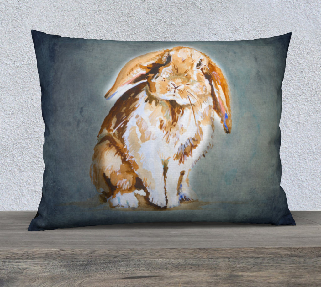 "Milo 26""x20"" pillow cover"