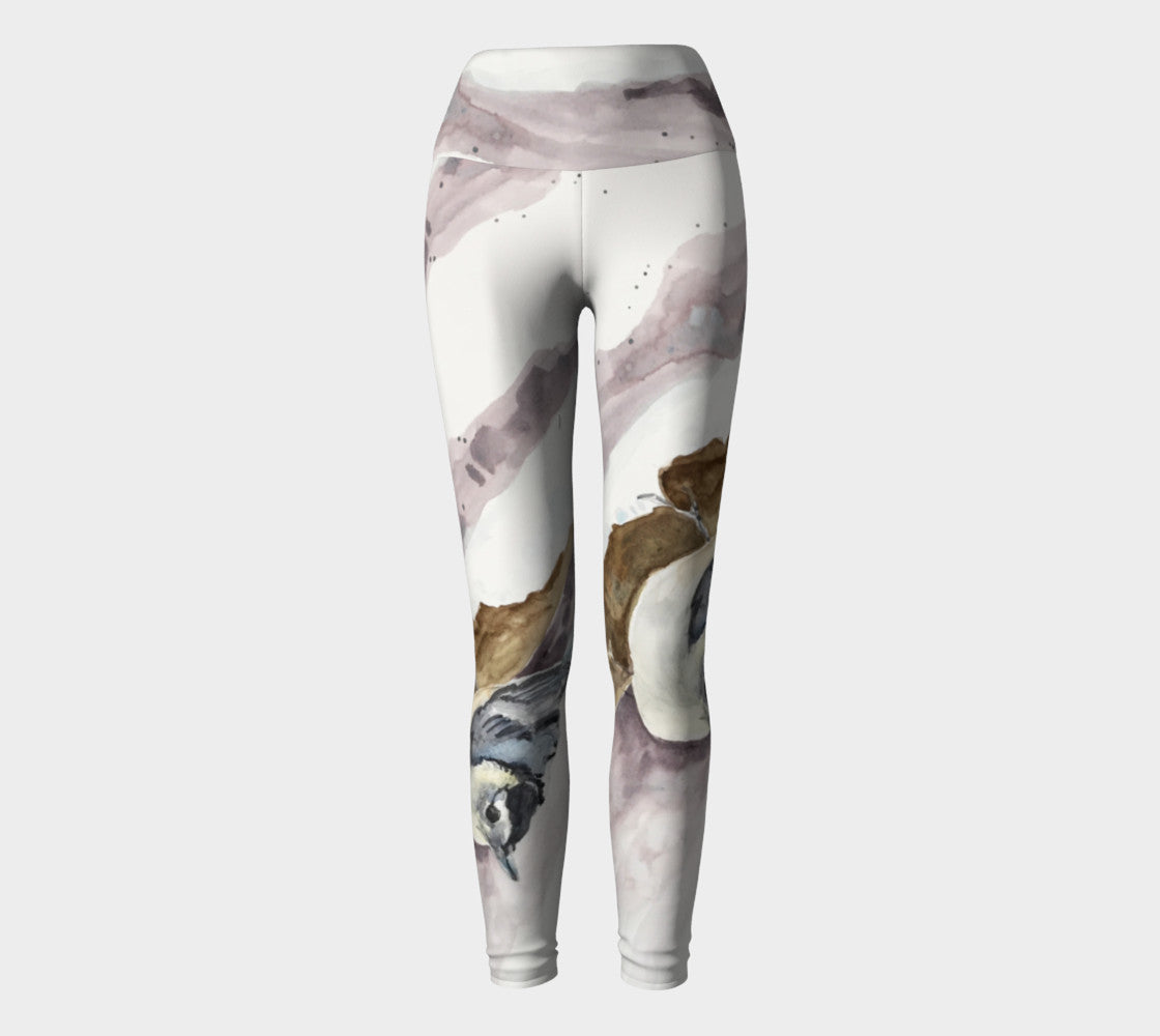 Nuthatch Yoga Leggings