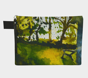 Sunrise Over the Cove Clutch Carryall