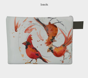 Cardinal Cartwheels Clutch Carryall