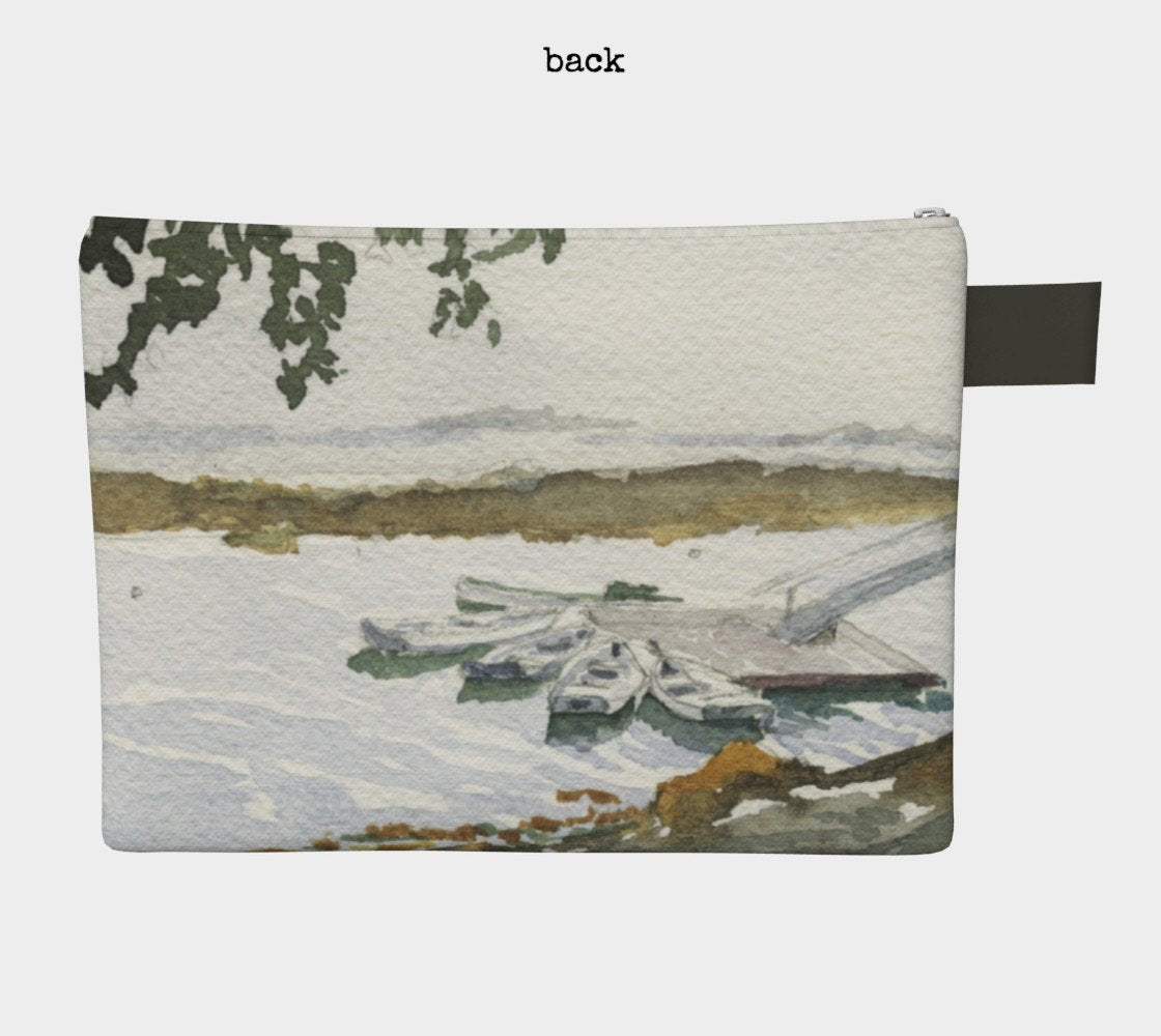 Maine Coast Clutch Carryall