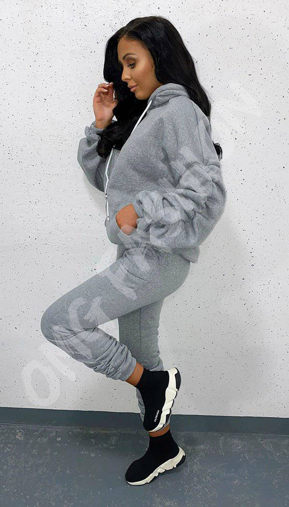 Exclusive Ruched Tracksuit