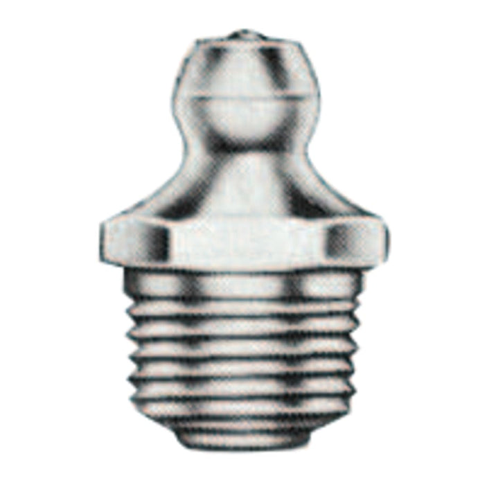 Metric Fittings, Straight, 5/8 in, Male/Male, 10 mm
