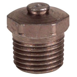 Relief Fittings, Straight, 1/2 in, Male/Male, 1/8 in (PTF), 80 psi