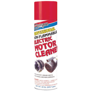 Professional Electric Motor Cleaner, 19 oz Aerosol Can