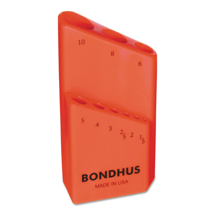 Bondhex Cases, Replacement Hex Key Case, Holds 9 Piece