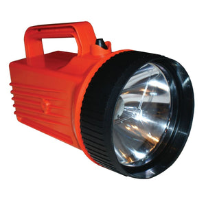 LED WorkSAFE Waterproof Lanterns, 1; 4 6V (1); D (4), 90 lumens