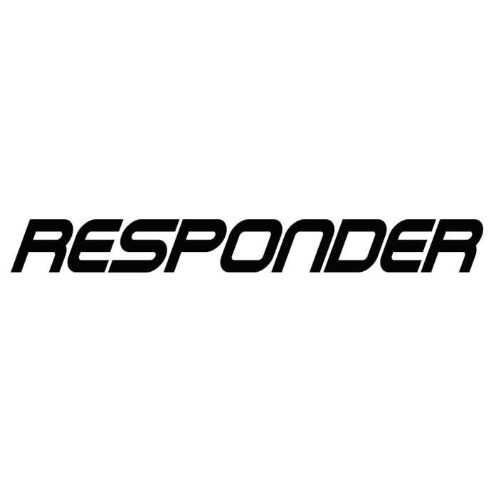 Responder Series Submersible Flashlights, 3 C, Yellow
