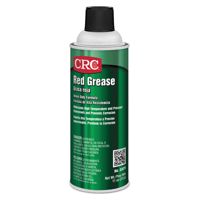 Red Grease, 11 oz Aerosol Can