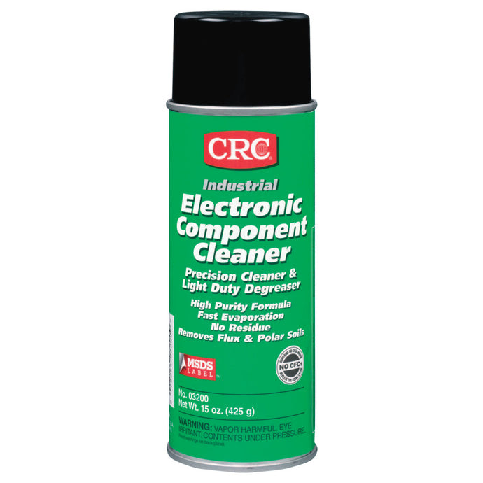 Electronic Component Cleaners, 13 oz Aerosol Can