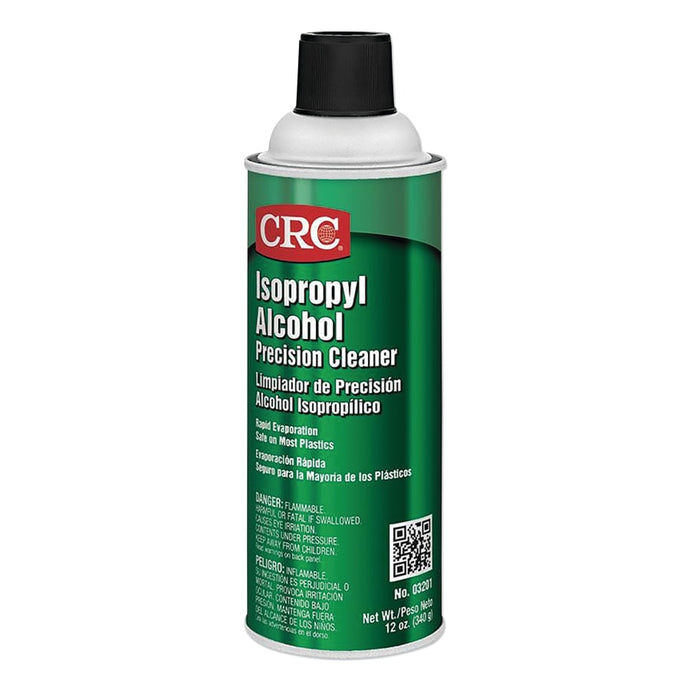 Isopropyl Alcohol Cleaner, 16 oz, Aerosol Can