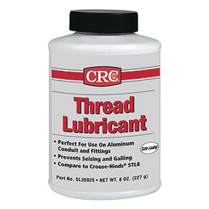 Thread Lubricant, 8 oz Bottle