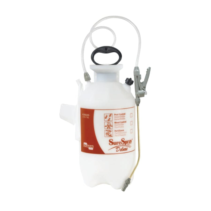 SureSpray™ Deluxe Sprayer, 2 gal, 12 in Extension, with Anti-Clog Filter
