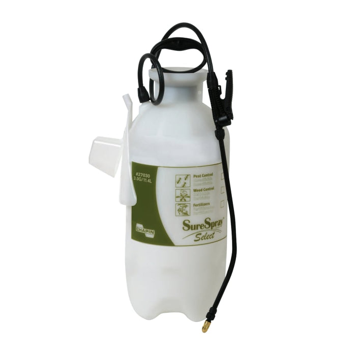 SureSpray™ Select Sprayer, 3 gal, 14 in Extension, Adjustable Brass Nozzle