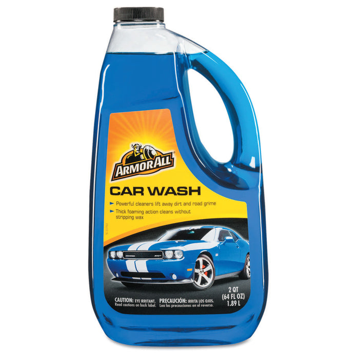 Car Wash Concentrate Liquid 64 oz