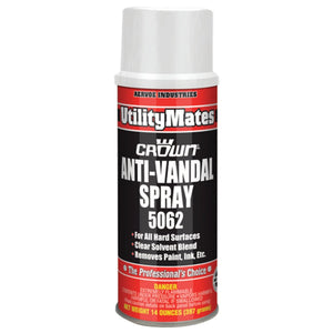 Anti-Vandal Spray, 14 oz Aerosol Can