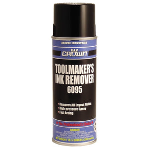 Toolmaker's Ink Removers, 16 oz Aerosol Can