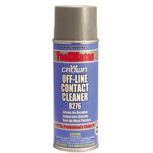 Off-Line Contact Cleaners, 10.9 oz Aerosol Can