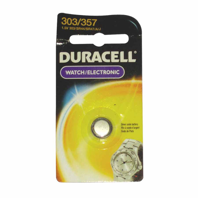 Watch/Electronic Battery, 1.5V,  Silver Oxide Button Cell, 1 Ea/Pk