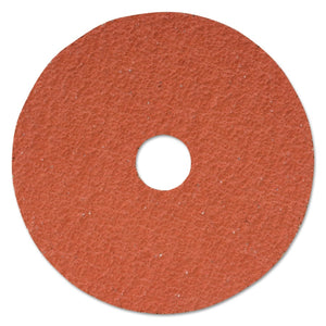 Resin Fibre Discs, Ceramic, 4 1/2 in Dia., 60 Grit