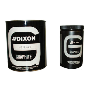 Small Lubricating Flake Graphite, 5 lb Can
