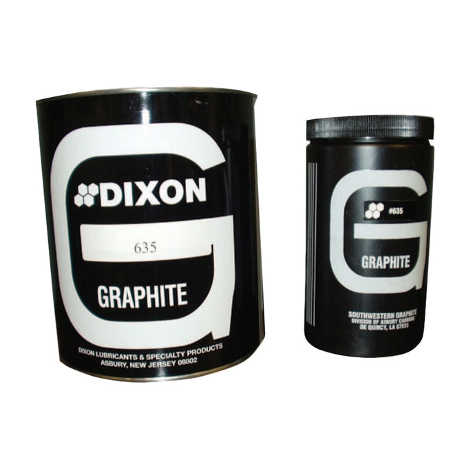 Lubricating Natural Graphite, 1 lb  Can