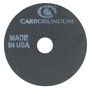 Cut-Off Wheel, 3 in Dia, .035 in Thick, 60 Grit Aluminum Oxide