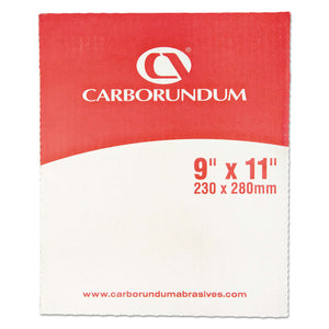 Silicon Carbide Waterproof Sandscreen Sheets, 400 Grit