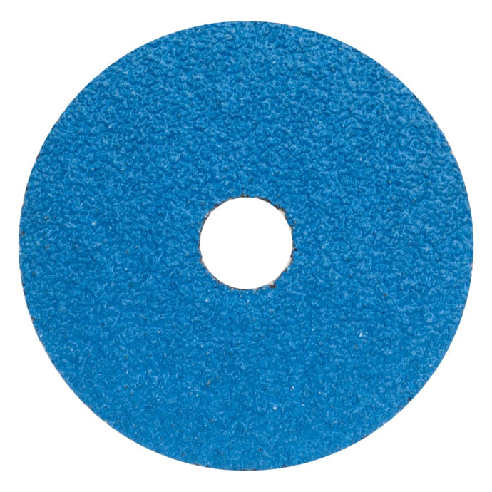 Premier Red Zirconia Alumina Resin Fiber Discs, 4 1/2 in Dia., 36 Grit