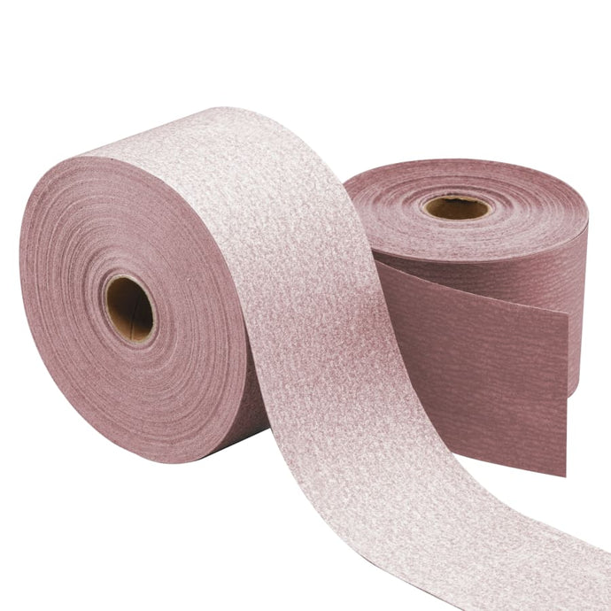 Premiere Red Stick-On Paper Roll, 2 3/4 X 25 Yd, P80