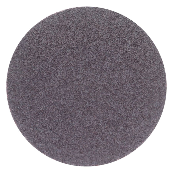 Resin Cloth Discs, Ceramic Aluminum Oxide, 5 in Dia., 36 Grit