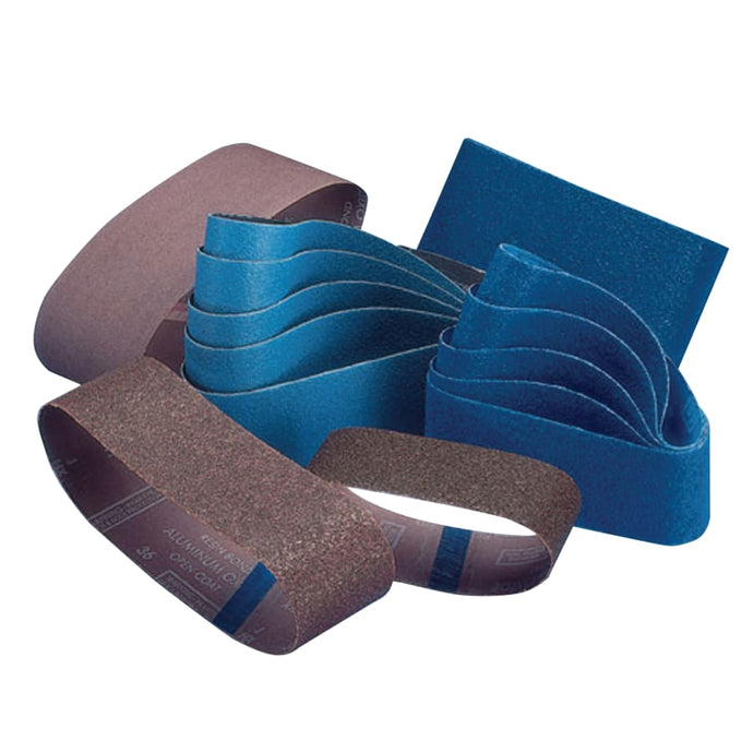 Portable Belts, 3 in X 21 in, 36, Zirconia Alumina