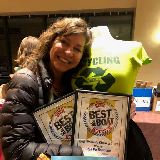 We Won! Best Of The Boat for Women's Clothing Store AND Best Consignment/Thrift Store