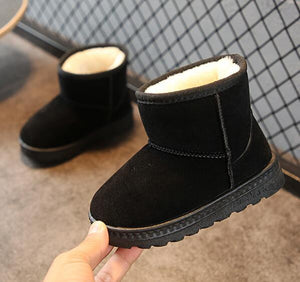Winter Kids Fashion snow boots