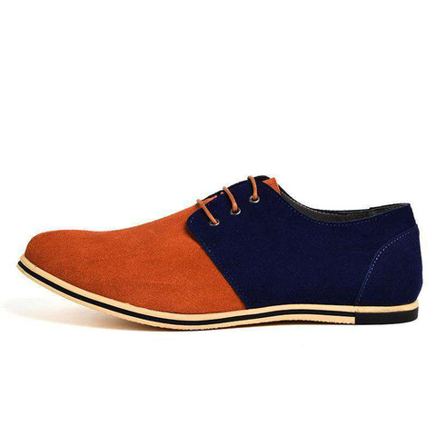 Split Suede Shoes - Discountz Market