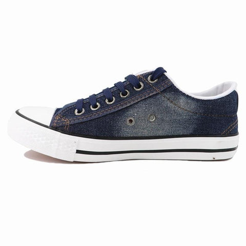 Women`s Denim Sneakers