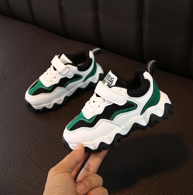 Kid`s Leisure Trainers Running Shoes