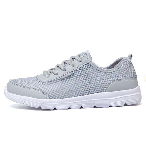 Men Breathable Casual Sneakers - Discountz Market