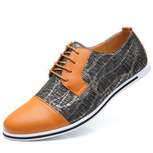 Woven Patterned Designer Shoes - Discountz Market
