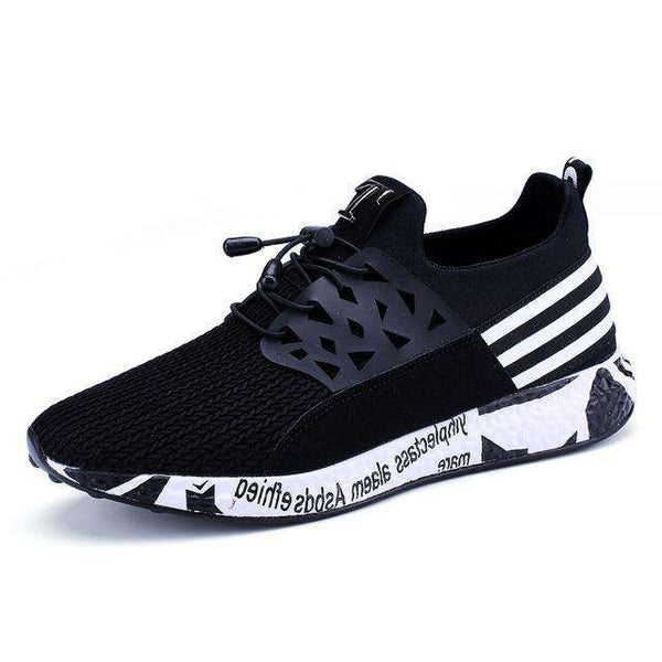 Men Breathable Stylish Sneakers - Discountz Market
