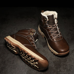 Men Leather  Timber Land Ankle Boots - Discountz Market