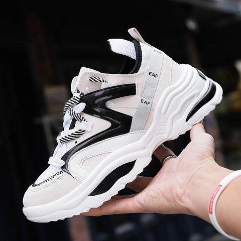 Image of 2019  Sneakers Men Breathable  Comfortable