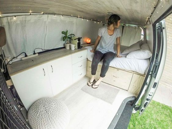 5 Great Design Layouts for a Van Build