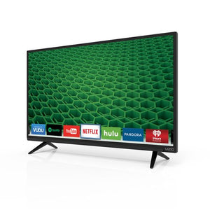 VIZIO Class Full Array LED Smart TV (Black)