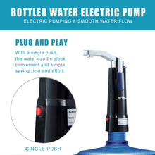 FTL Wireless Electric Water Pump
