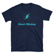New Stop Whining Start Mining Short-Sleeve Unisex T-Shirt