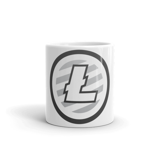 New Litecoin Mug for CryptoLovers