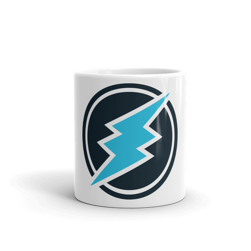Latest Electroneum Coffee Mug