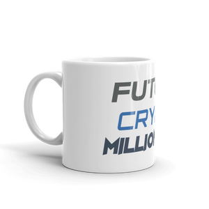 Latest Future Crypto Millionaire Coffee Mug