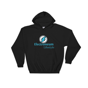 Electroneum Lifestyle High Quality Hooded Sweatshirt